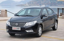 Dongfeng A30 Saloon