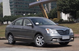 Dongfeng A60 Saloon