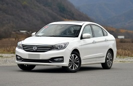 Dongfeng A60 Facelift Saloon