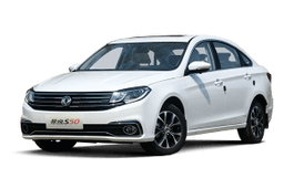 Dongfeng Joyear S50 Facelift Limousine