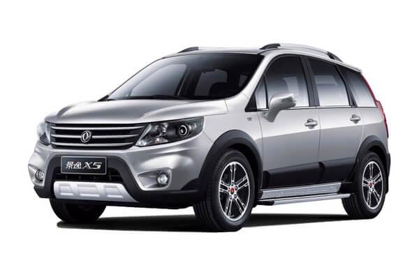 Dongfeng Joyear X5 I MPV