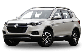 Dongfeng MX5 SUV