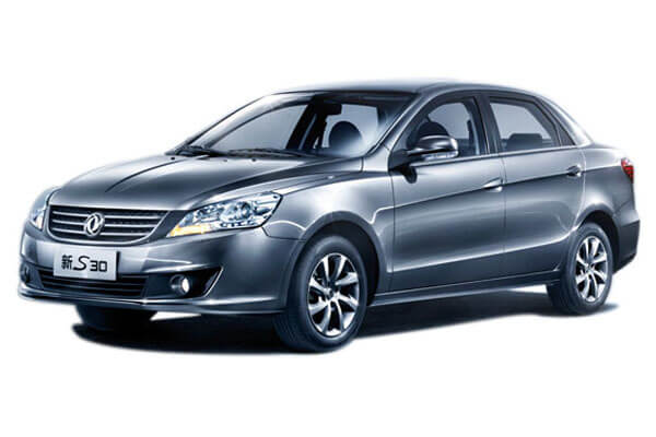 Dongfeng S30 Facelift Saloon