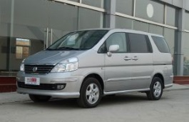 Dongfeng Yumsun Facelift MPV