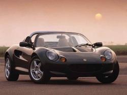 Lotus Elise wheels and tires specs icon