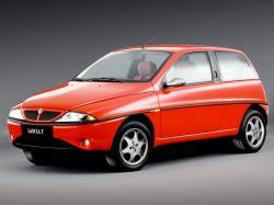 icono de especificaciones de Lancia Ypsilon  ruedas y neumáticos