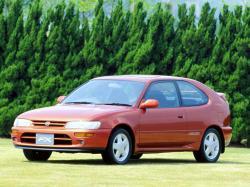Toyota Corolla VII (E100) Hatchback