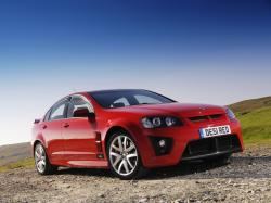 Vauxhall VXR8 wheels and tires specs icon