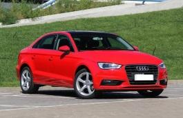 FAW Audi A3 Räder- und Reifenspezifikationensymbol