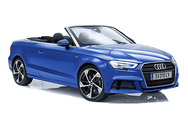 FAW Audi A3 Facelift Convertible