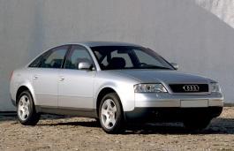 Icona per specifiche di ruote e pneumatici per FAW Audi A6