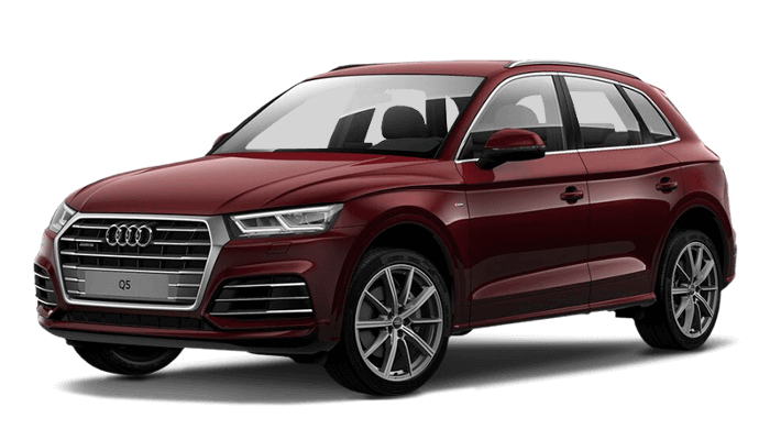 FAW Audi Q5 wheels and tires specs icon