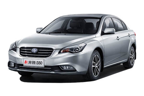 FAW Besturn B50 wheels and tires specs icon