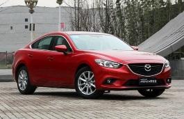 Icona per specifiche di ruote e pneumatici per FAW Mazda Atenza