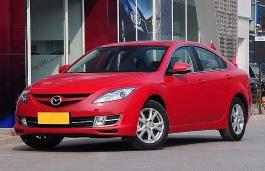 FAW Mazda Mazda6 Räder- und Reifenspezifikationensymbol