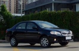 FAW Toyota Corolla EX Facelift Saloon