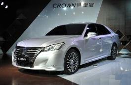 FAW Toyota Crown Limousine