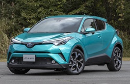 FAW Toyota Izoa SUV