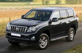 Icona per specifiche di ruote e pneumatici per FAW Toyota Land Cruiser Prado