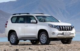 FAW Toyota Land Cruiser Prado wheels and tires specs icon