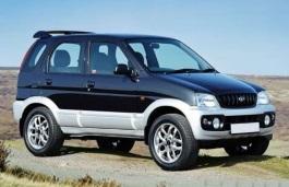 Icona per specifiche di ruote e pneumatici per FAW Toyota Terios
