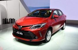Icona per specifiche di ruote e pneumatici per FAW Toyota Vios