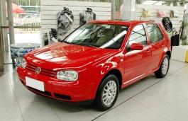 FAW Volkswagen Golf Räder- und Reifenspezifikationensymbol