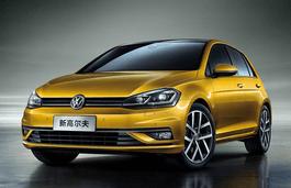 Icona per specifiche di ruote e pneumatici per FAW Volkswagen Golf