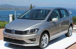 FAW Volkswagen Golf Sportsvan Räder- und Reifenspezifikationensymbol