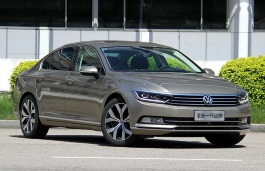 FAW Volkswagen Magotan wheels and tires specs icon