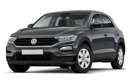 FAW Volkswagen T-Roc wheels and tires specs icon