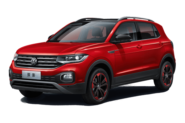 Volkswagen Tacqua wheels and tires specs icon