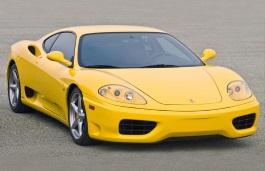 フェラーリ 360 Modenaのホイールとタイヤスペックアイコン