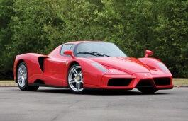 Icona per specifiche di ruote e pneumatici per Ferrari Enzo