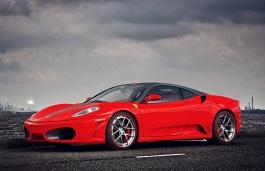 フェラーリ F430のホイールとタイヤスペックアイコン