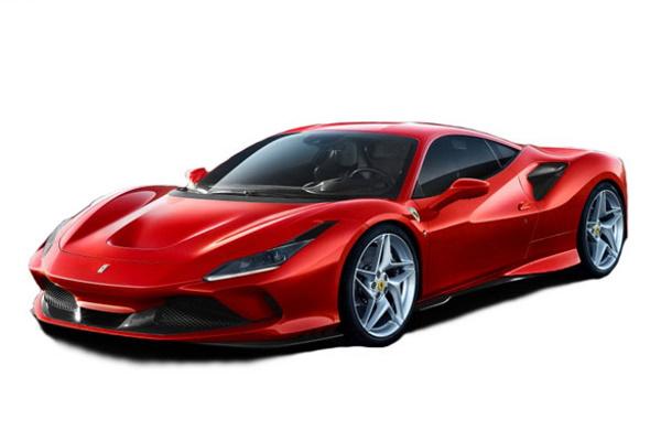 Ferrari F8 Tributo wheels and tires specs icon