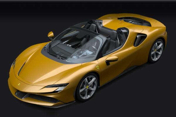 Ferrari SF90 Spider Cabrio