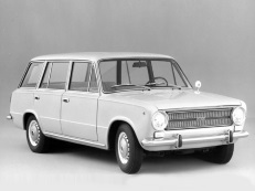 Fiat 124 I Familiare