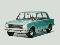 Fiat 124 I Saloon