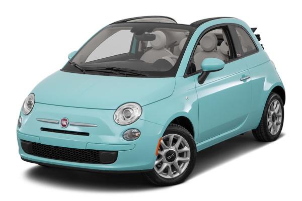 Icona per specifiche di ruote e pneumatici per Fiat 500