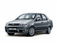 Fiat Albea wheels and tires specs icon