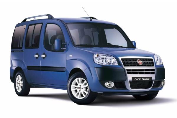 Icona per specifiche di ruote e pneumatici per Fiat Doblo