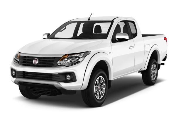 Fiat Fullback Räder- und Reifenspezifikationensymbol