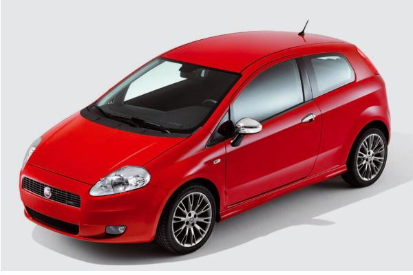 Fiat Punto 199 Hatchback