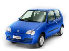 Fiat Seicento wheels and tires specs icon