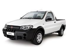 Icona per specifiche di ruote e pneumatici per Fiat Strada