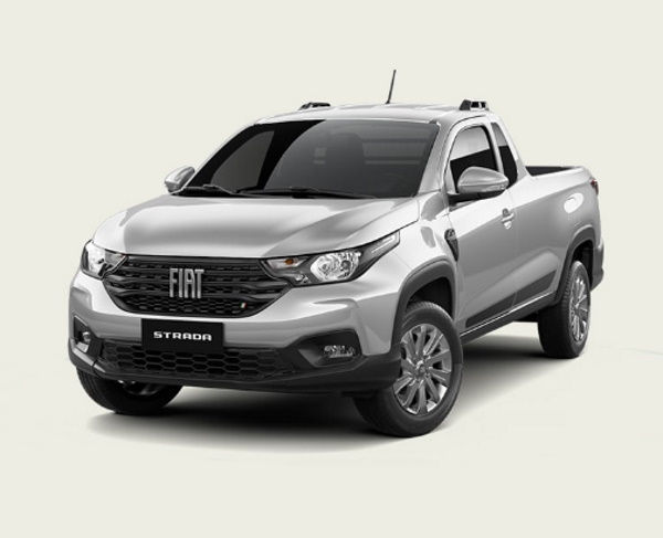 Fiat Strada 281 Pickup Extended Cab