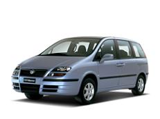 Icona per specifiche di ruote e pneumatici per Fiat Ulysse