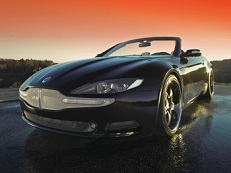 Fisker Tramonto wheels and tires specs icon