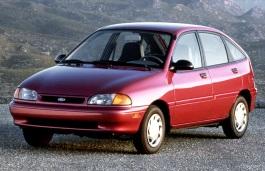 フォード Aspireのホイールとタイヤスペックアイコン